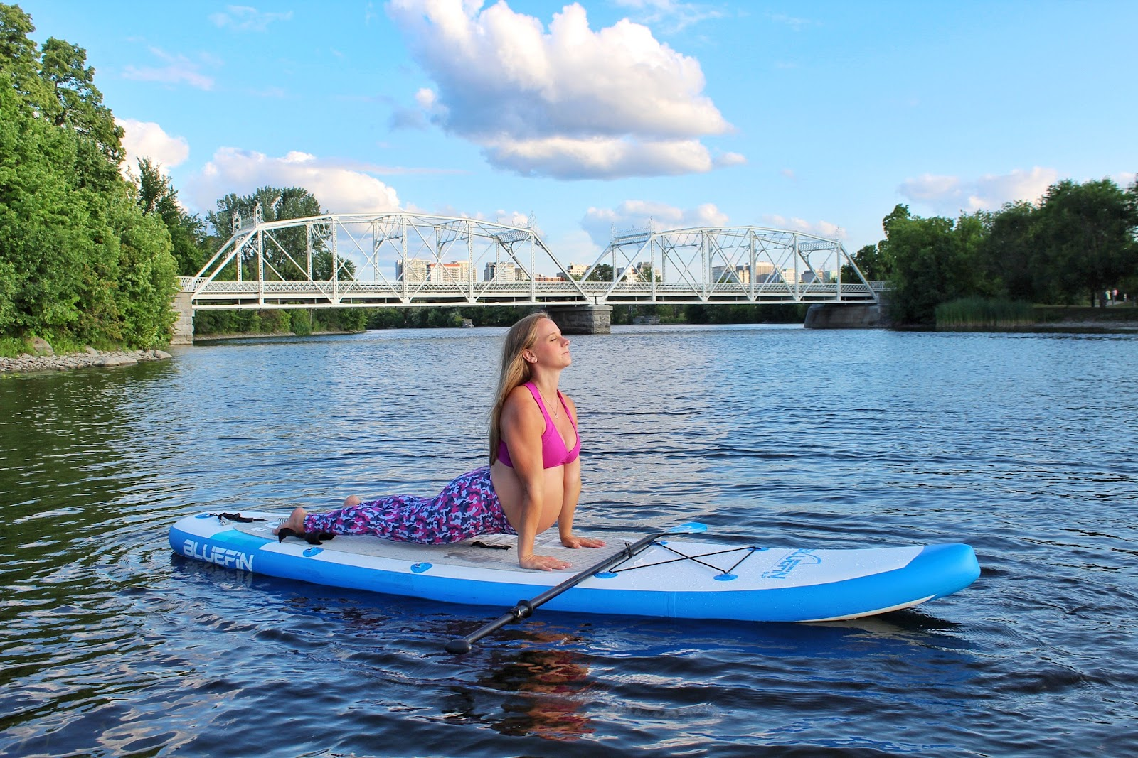 , SUP Yoga – Perchè tutto questo hype? – Karine Halle