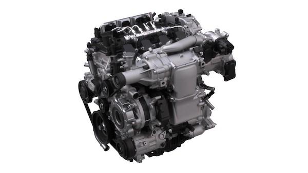 หน้าตาของเครื่องยนต์ Skyactive-X กับการพัฒนาใหม่ที่ Mazda การันตีไว้ว่าดีกว่าเครื่องยนต์เบนซินแบบเก่าจริง