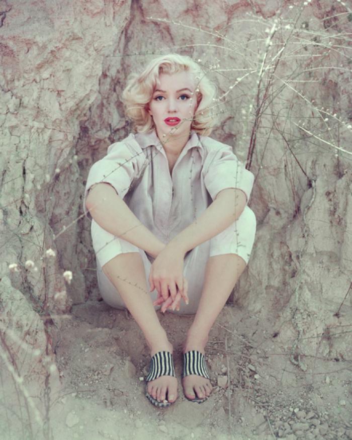 Marilyn Monroe Natural