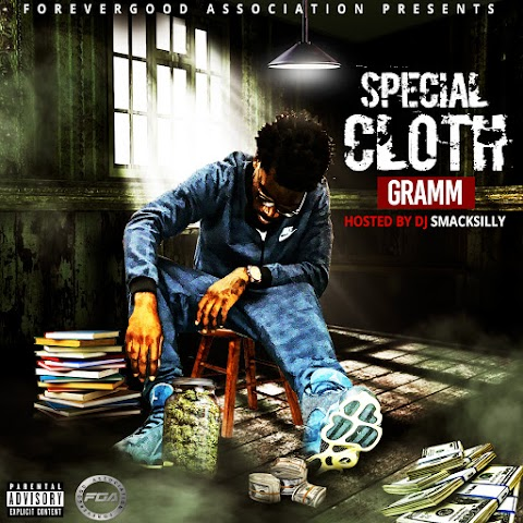 "Reggie Gramm (@grammgoodfellah) Set to Release Debut Album ""Special Cloth"""