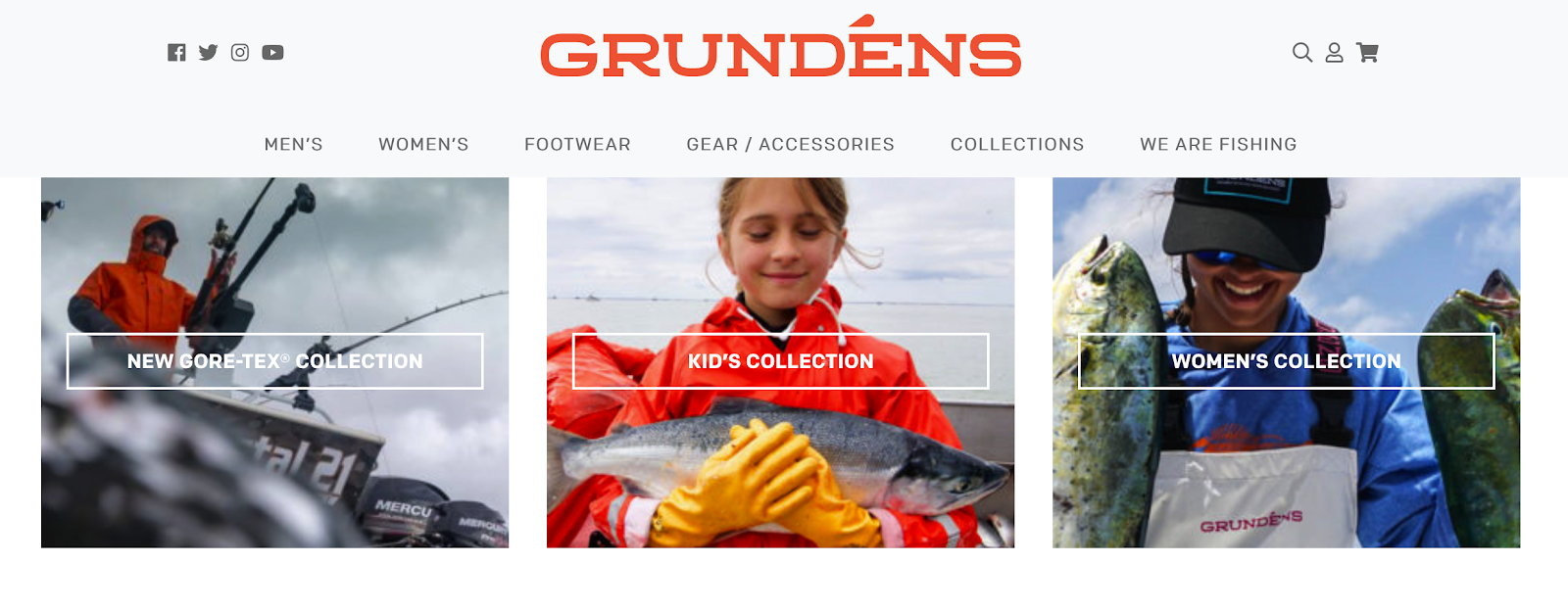 Partnership Opps for Outdoor Loving Influencers | Grudéns Fishing Apparel
