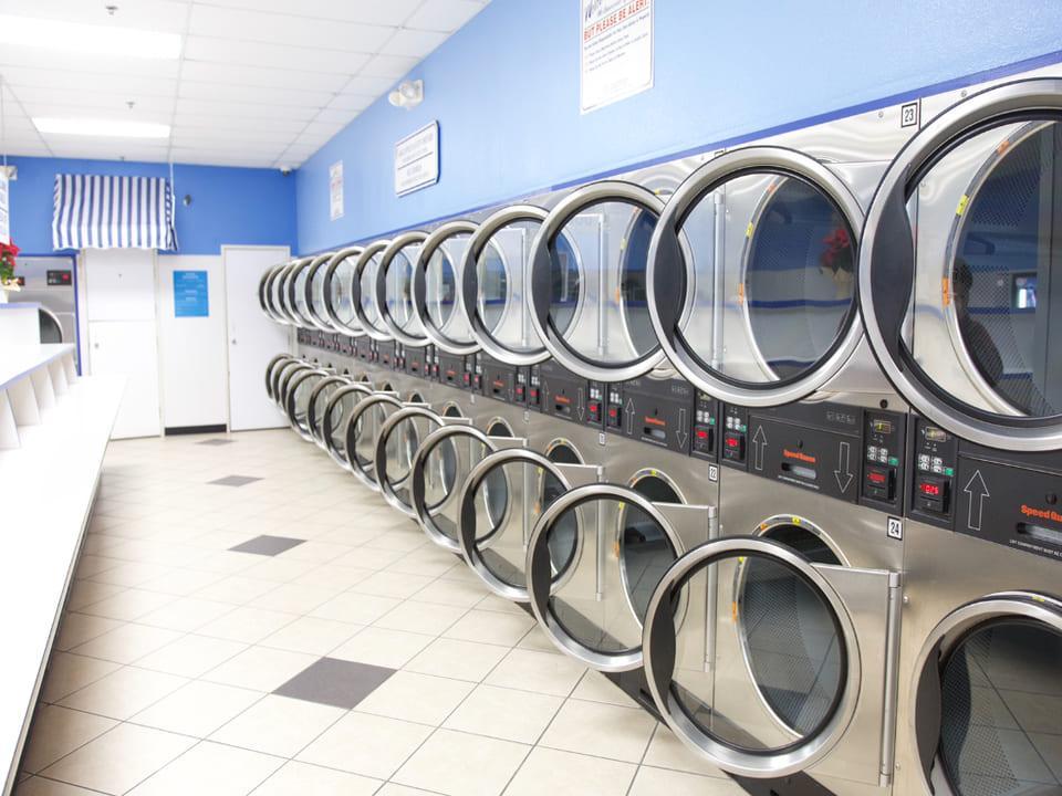 Kinh nghiệm mở hệ thống giặt là công nghiệp - Giatlathuhuong.com