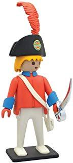 Plastoy - Playmobil Nostalgia colección: Guardia - Estatua [25 cm]