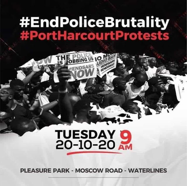 Today's #EndSars Protest Will Hold Despite Political Distractions - KO Baba, RIVCSO