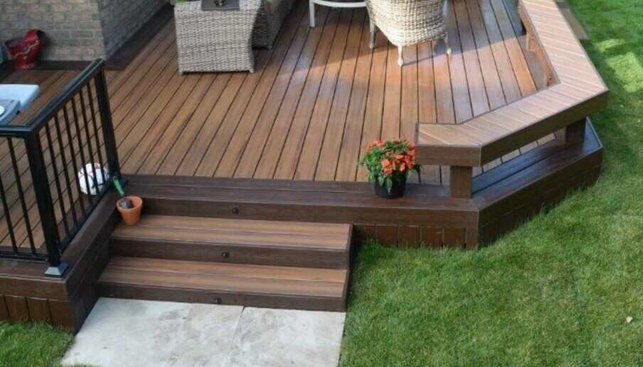best material to build a patio