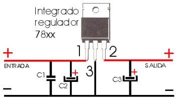 Electricista En Valencia Circuito Integrado 7812