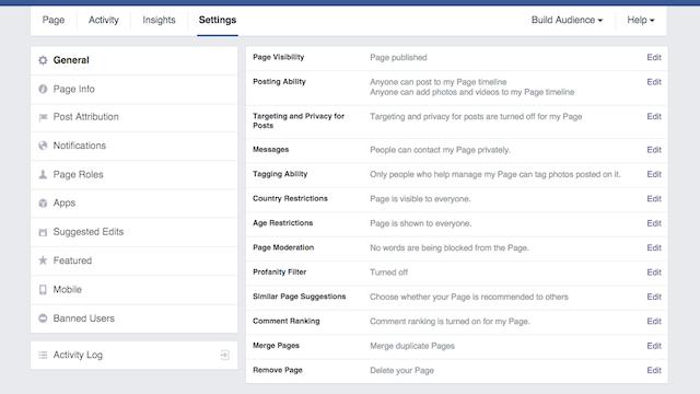 thuật ngữ facebook và định nghĩa