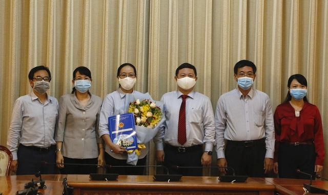 Bà Hồng Đang nghỉ hưu sớm, quận Tân Phú chỉ còn một Phó chủ tịch lãnh đạo