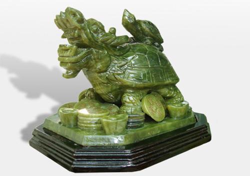 Rùa đầu rồng có ý nghĩa gì?