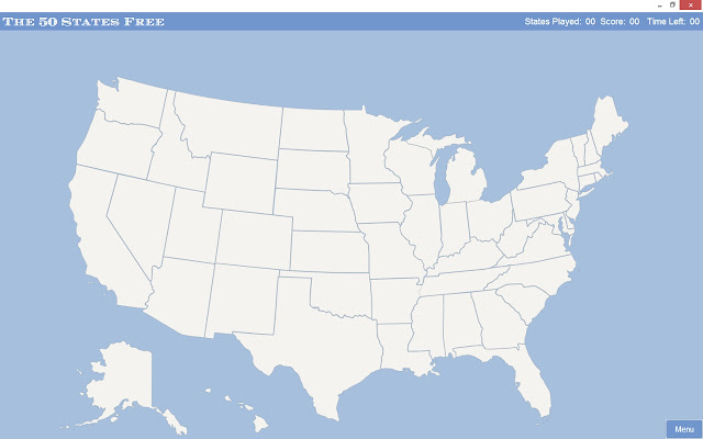 the 50 states free chrome web store