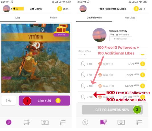 Get Free Instagram Followers Cheat