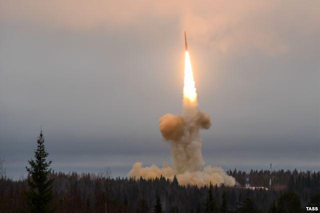 Cистема прицеливания для ракетного стратегического комплекса «Тополь-М» разработана на киевском заводе «Арсенал»