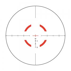 Trijicon VCOG 1-6 scope