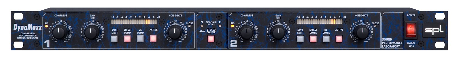 DynaMaxx Compressor from SPL