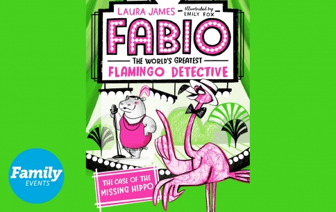 Fabio, The World's Greatest Flamingo Detective