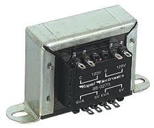 Transformer, photograph © Rapid Electronics