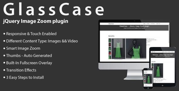 GlassCase - jQuery Image Zoom Plugin by tinyComp | CodeCanyon