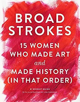 Picture of the book- Broad Strokes