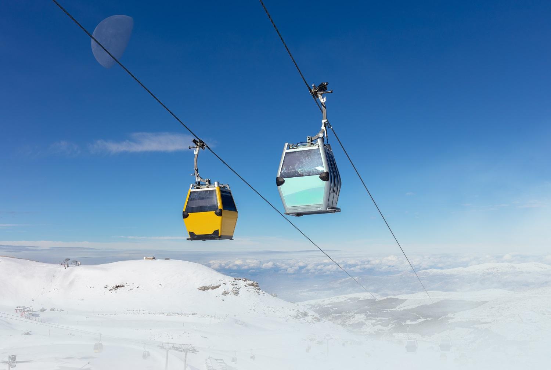 Pradollano Sierra nevada