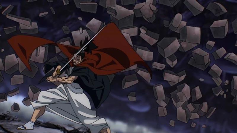"""Samurai Nguyên Tử"""" Atomic Samurai - Anh hùng cấp S hạng 4"""
