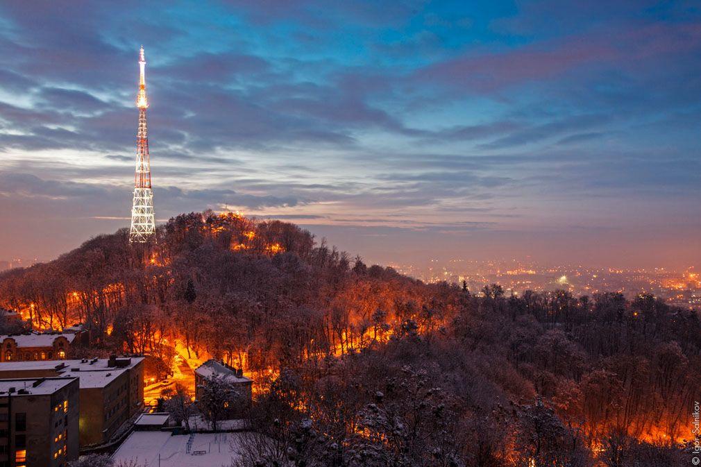 Львів, Високий замок