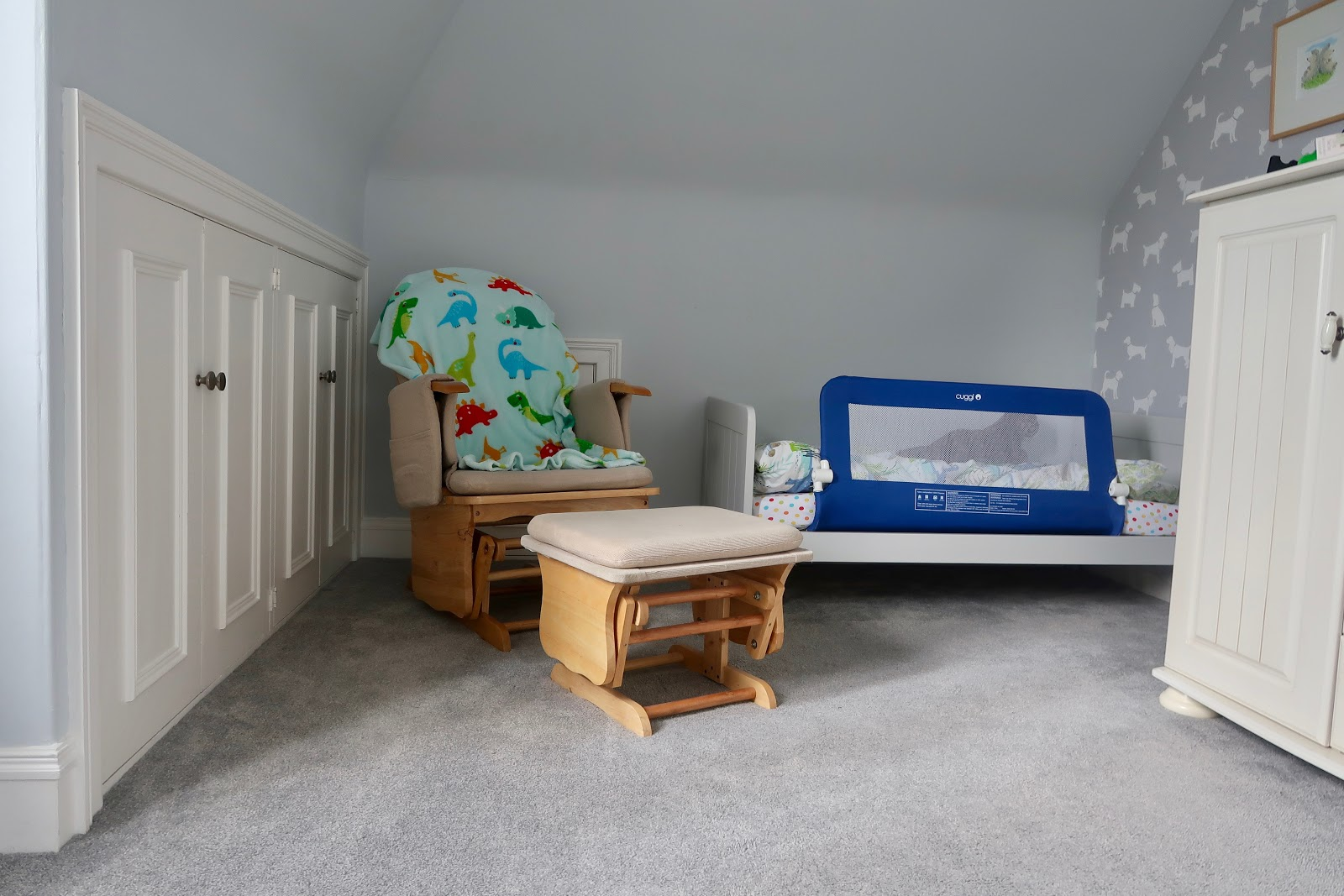 Kids sharing a bedroom