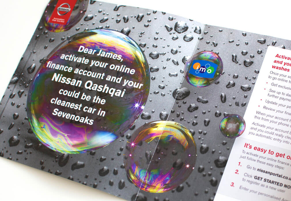 Direct Mail Example #2 | 6 Direct Response Marketing Examples to Try Now