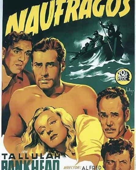 Náufragos (1944, Alfred Hitchcock)
