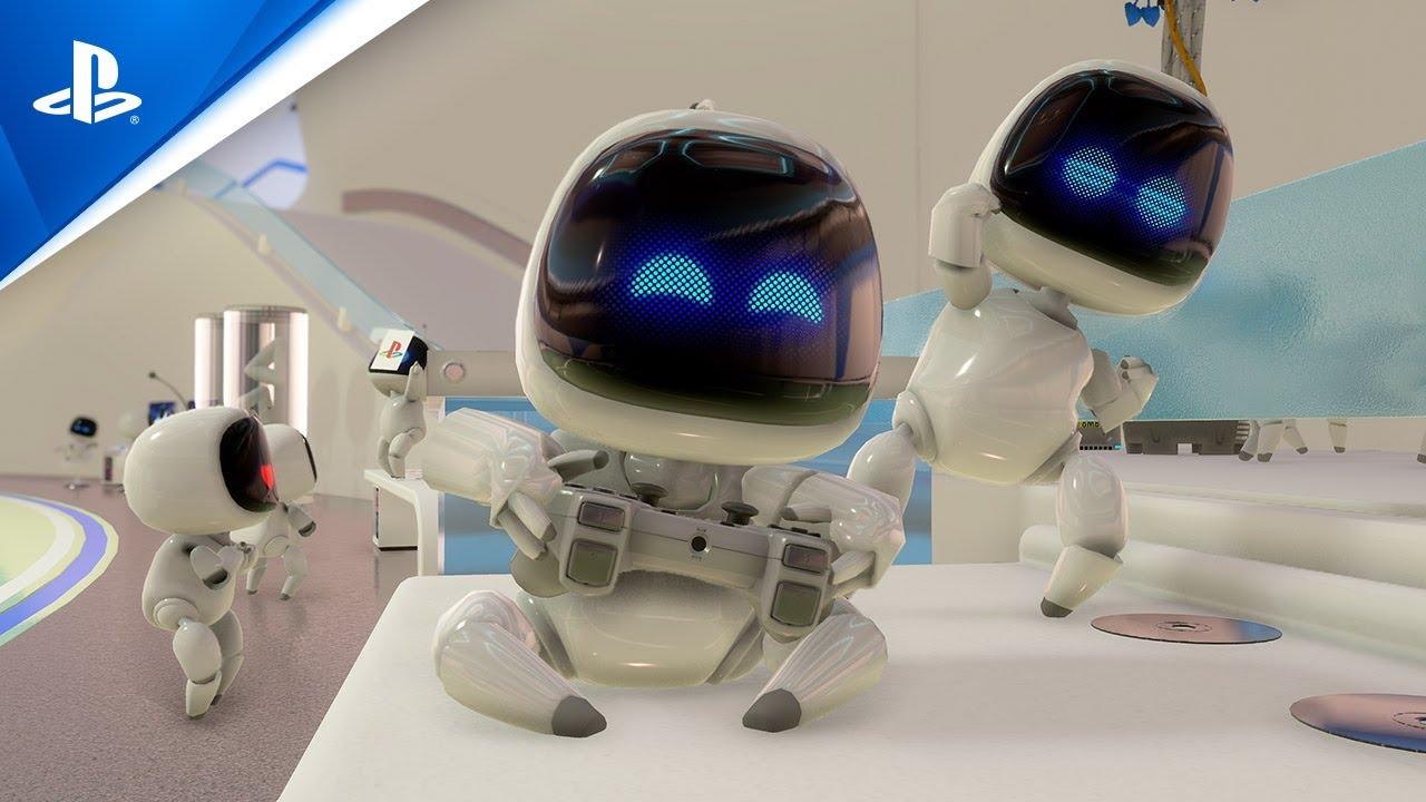 Astro Bot. (Foto: Divulgação/PlayStation)
