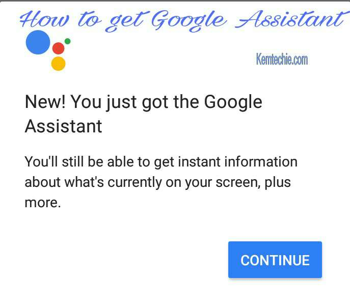 How to get Google Assistant on your device