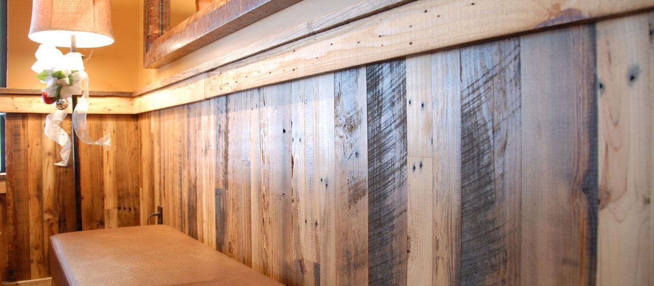 Decorative Wood Wall Paneling Design Ideas