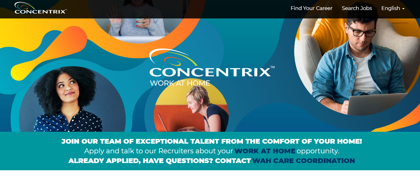 Concentrix Work From Home