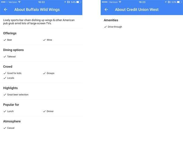 graphic of field verified google my business pages can add