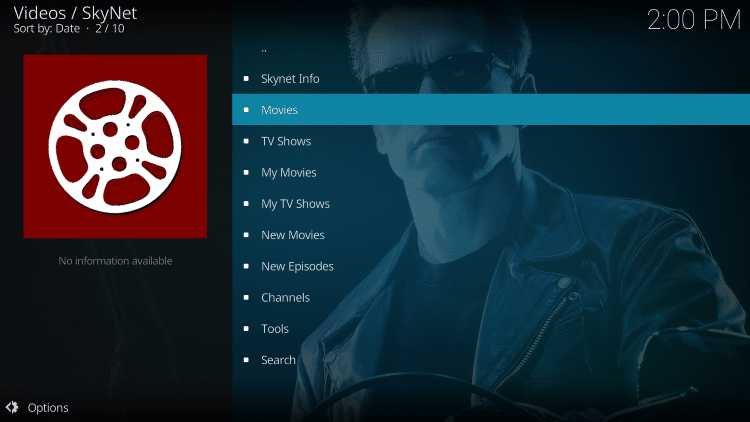 For these reasons and more, SkyNet has been chosen as a Best Kodi Add-On by TROYPOINT.