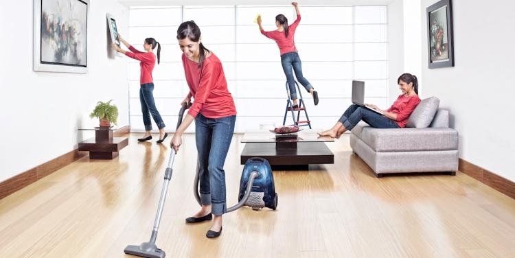 Lợi ích khi sử dụng dịch vụ vệ sinh nhà định kỳ