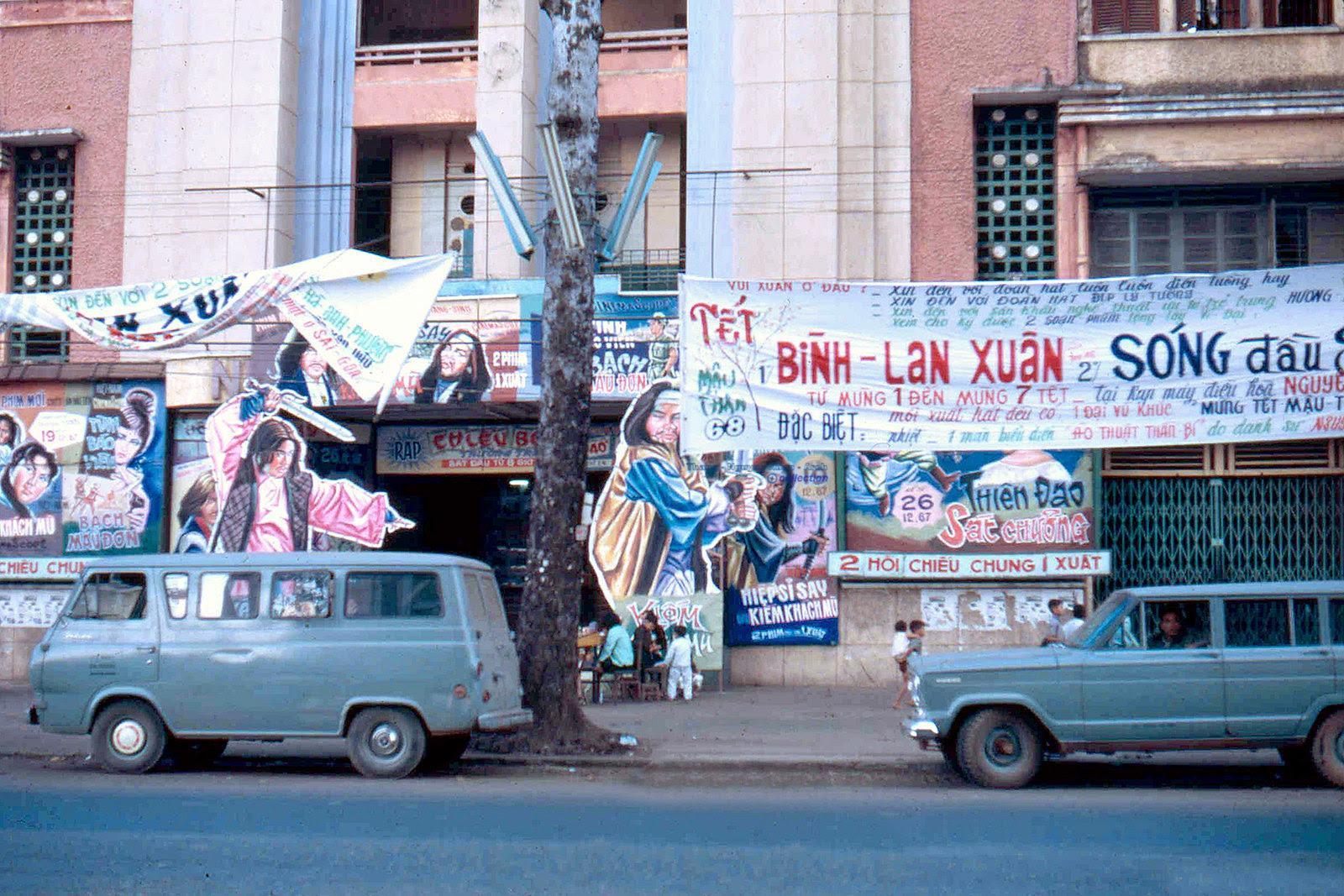 60 tấm ảnh màu đẹp nhất của đường phố Saigon thập niên 1960-1970 - 47