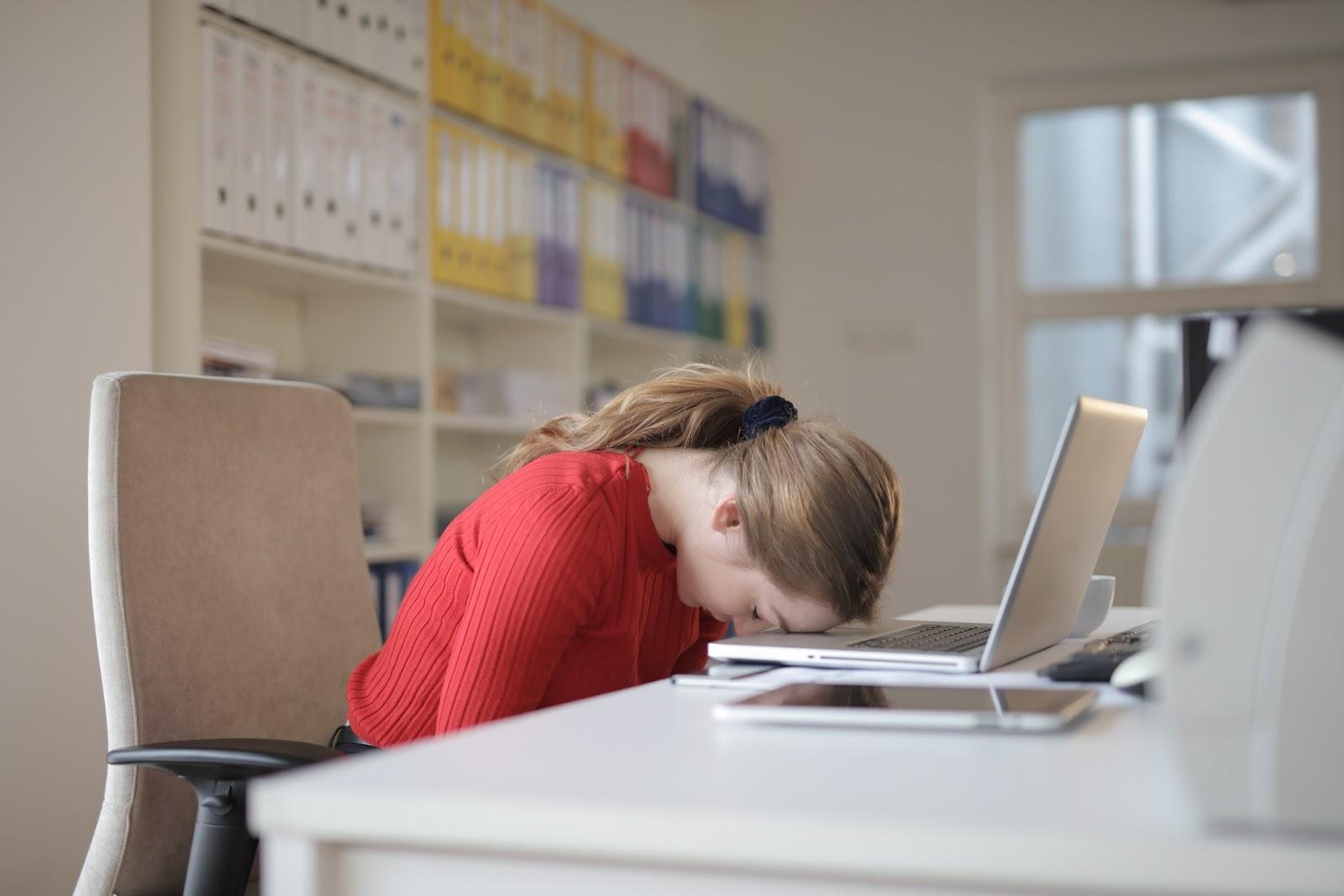 4.    Fix burnout