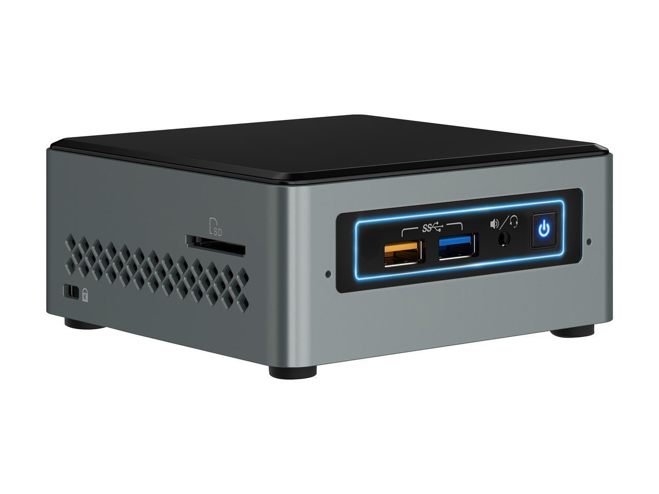 Home Server (Side View)