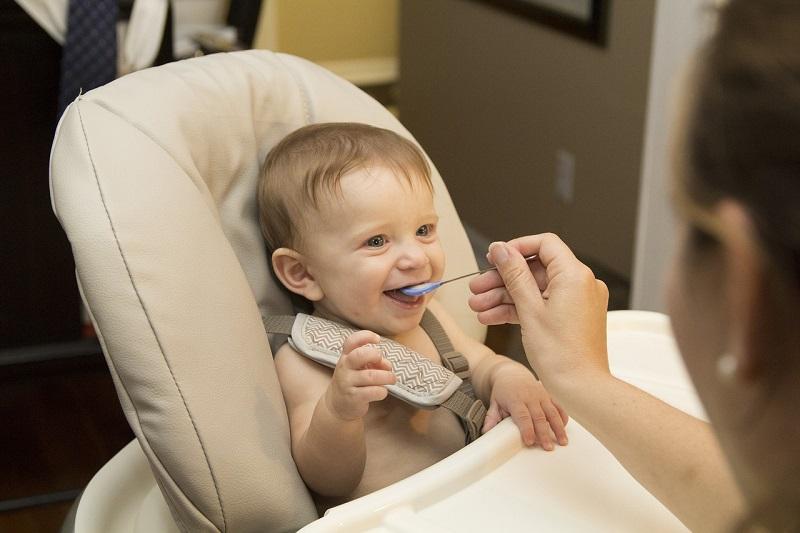 Em 2021, o Ministério da Saúde lançou o Guia Alimentar de bolso para menores de 2 anos, com orientações para introdução alimentar correta a partir dos seis meses.  Fonte: Pixabay/yalehealth/Reprodução)