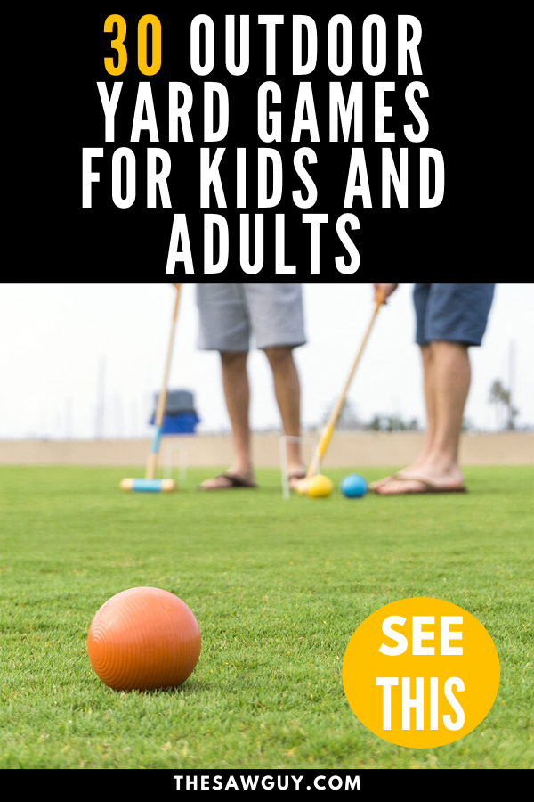 The Basics of Best Yard Games