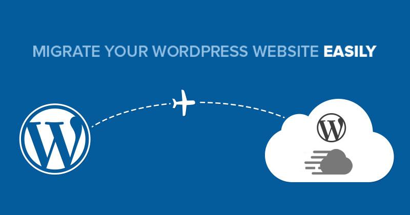 Image result for wordpress migration