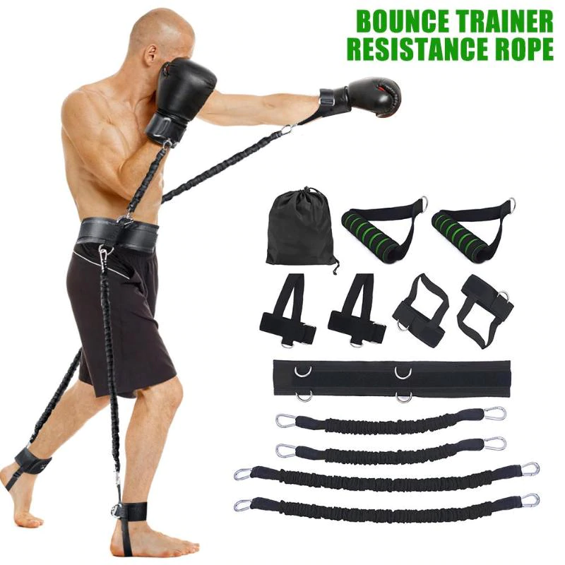 Sports Fitness Resistance Bands For Leg And Arm