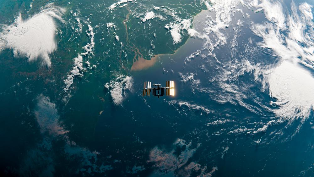 Nuvens podem ter atrapalhado o satélite na medição do desmatamento da Amazônia em janeiro. (Fonte: Shutterstock/Darryl Fonseka/Reprodução)