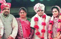 Amit Shah, Amit Shah's son wedding, Delhi Polls, Aam Aadmi Party