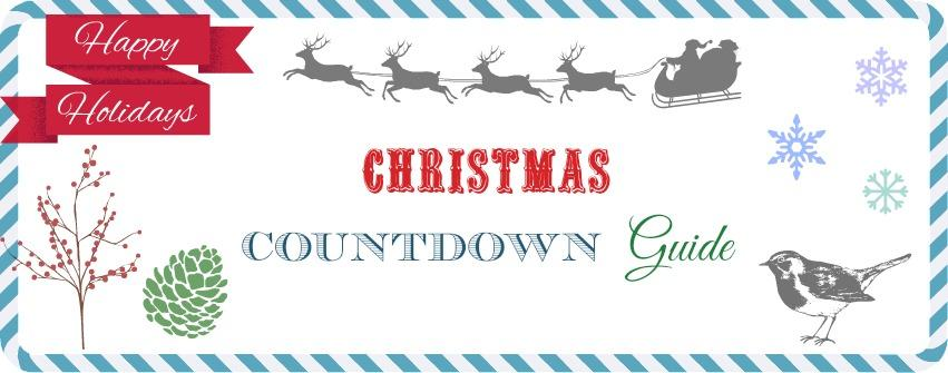 The Party Companys Christmas Countdown Guide