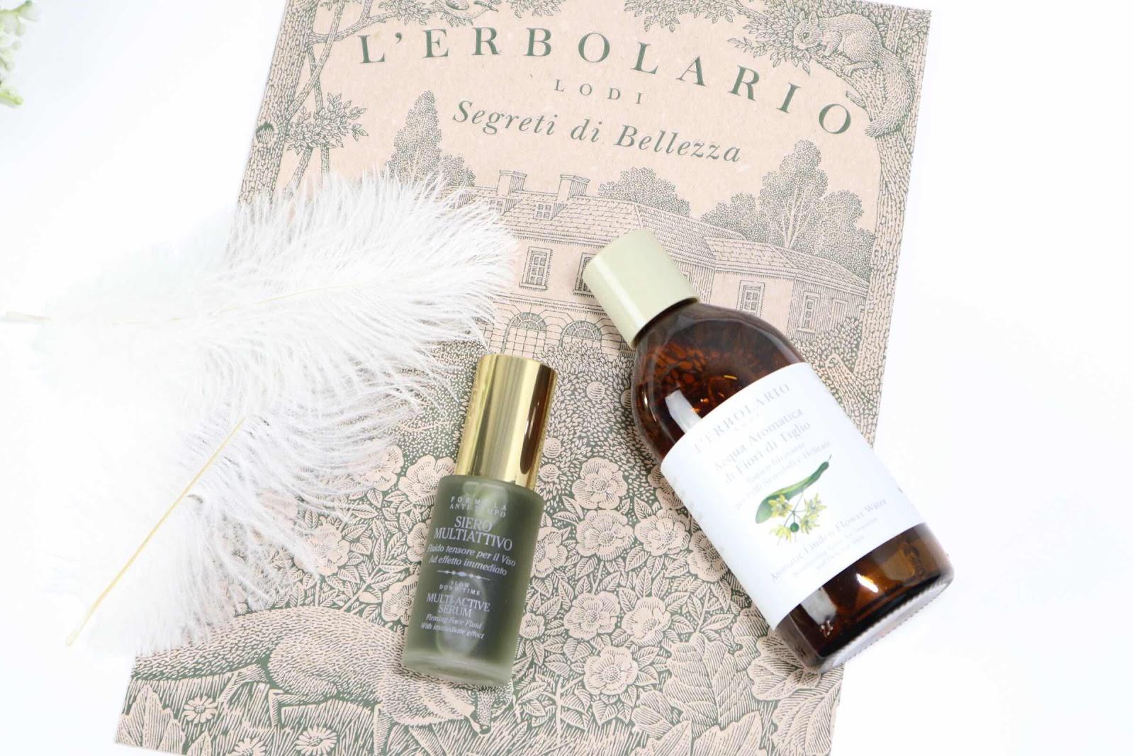 美容急救聖品 ~ L'Erbolario 青春能量系列 ~ 用過最低刺激性的抗皺護膚品 ...