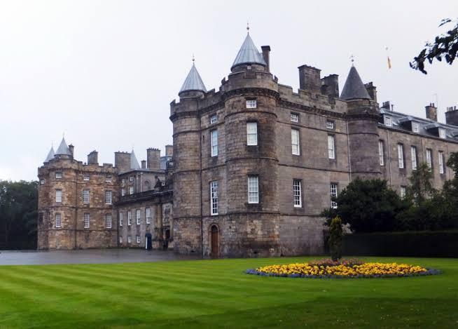 A castle like building Description automatically generated