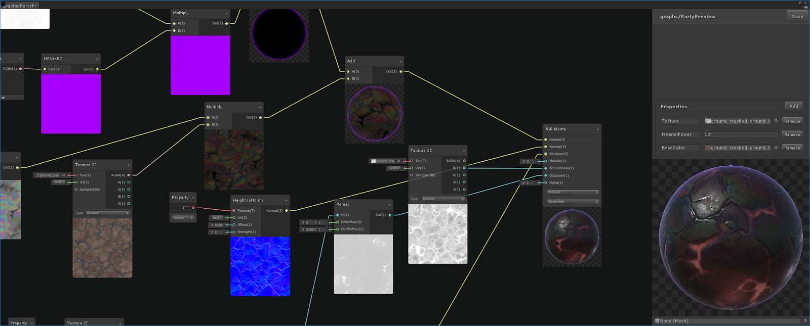 Feedback Wanted: Shader Graph - Unity Forum