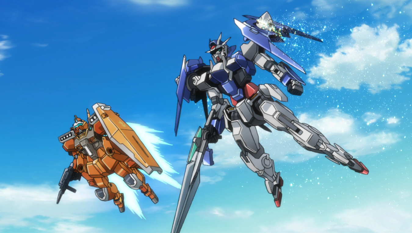 Crunchyroll - Getting Into Gundam the Build Divers Way