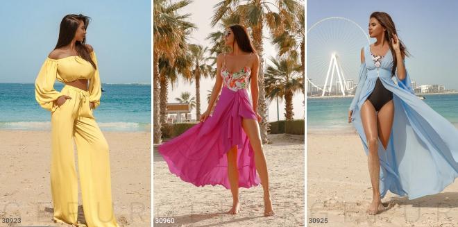 Модные тенденции этого лета или как выбрать свой пляжный лук?